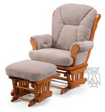 custom built manuel wide glider rocking chair ottoman