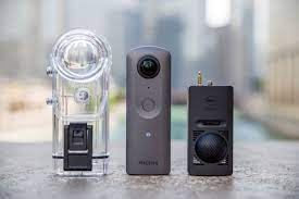 Ricoh's new Theta V 360 camera offers 4K, spatial audio and more