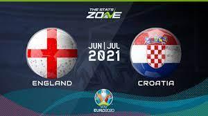 UEFA EURO 2020 – England vs Croatia Preview & Prediction - The Stats Zone