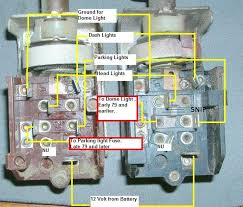 headlight switch wiring diagram headlight image 1986 mustang headlight switch wiring diagram jodebal com on headlight switch wiring diagram