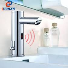 motion sensor faucet. Motion Sensor Bathroom Faucet Awesome Auto Faucets Water Saving Automatic Infrared Of Best R