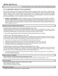 Project Manager Resume Luxury Project Manager Resume Samples Elegant