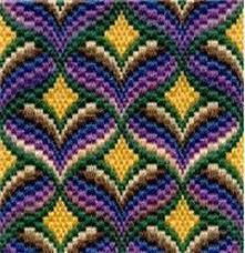 Bargello Needlepoint For Sale Only 3 Left At 60