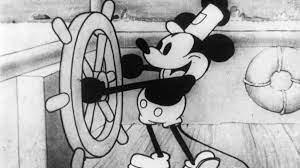 El barco de vapor de Mickey Mouse