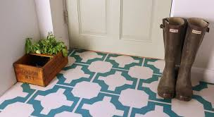 make an entrance with striking patterns