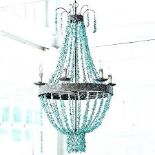 turquoise beaded chandelier in turquoise beaded chandelier prepare diy turquoise beaded chandelier