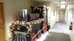 Christmas decorations for the office Extreme Backyards Office Holiday Door Decorating Contest Ideas Fun Steps Christmas Youtube Maxresdefault Fu Full Omniwearhapticscom Christmas Ornaments Christmas Office Door Decorating Contest Ideas