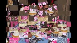 Cowgirl Birthday Decorations Simple Cowgirl Birthday Party Decoration Youtube