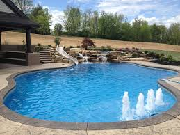 Gunite Swimming Pool Designs