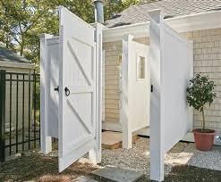 outdoor shower door attractive showers designs enclosures plans ideas with regard to 7