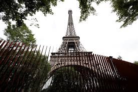 up to 7 million tourists are expected to visit the eiffel tower this year photo