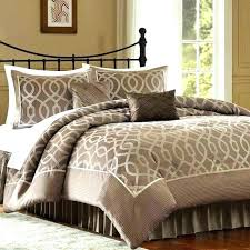 luxury comforter sets ed with curtains matching cal king