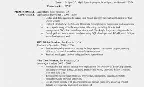 Qa Resume Samples Unique Quality Assurance Analyst Resume Sample Fascinating Quality Assurance Analyst Resume