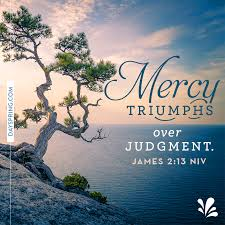 Christian Judgement Quotes Best Of Mercy Triumphs Ecards DaySpring