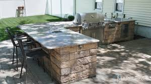 granite is without a doubt the best stone for your outdoor countertops and outdoor grill area