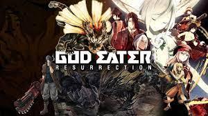 Free God Eater Resurrection Video Game ...