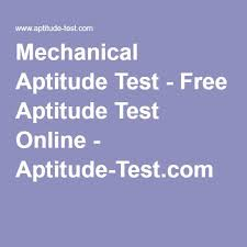 Free Aptitude Test Online Mechanical Aptitude Test Free Aptitude Test Online Aptitude Test