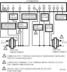 m11309 gif Honeywell Chronotherm III Thermostat Connection at Honeywell Chronotherm Iii Wiring Diagram