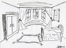 Bedroom Drawing Ideas Awesome Decoration Living Room Simple Home