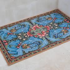 William Morris Rug Designs William Morris Panel Rug