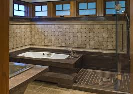 image of bathtub surrounds tile