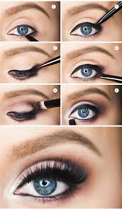 makeup tips tutorials picture description i used these s to create a smokey eye that will flatter any eye color step 1 and use urban decay all