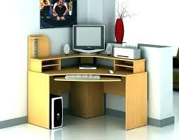 bestar hampton corner computer desk sand granite charcoal various