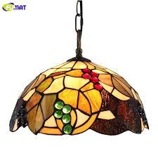 fumat antique tiffany stained glass pendant lamp restaurant handmade lamp shade farmhouse chandelier modern chandelier lighting from alluring