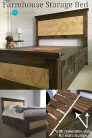Bed Frame Design 25 Best Storage Beds Ideas On Pinterest Diy Storage Bed Beds