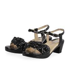 chanel patent leather