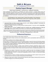 Great Sample Resume It Technical Support Photos Example Resume