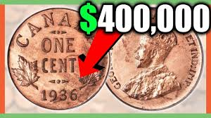 Rare Canadian Pennies Worth Money Valuable Coins In Your Pocket Change