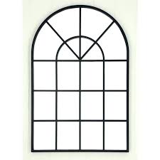 window wall mirror arched wall mirror arched window wall mirror window pane mirror wall art