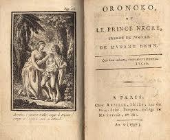 reads aphra behn oroonoko  aphra behn oroonoko 1688