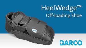 Darco International Heelwedge Off Loading Shoe