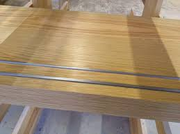 How To Hardwood Stairs Flooring Integrated Metal Non Slip Stair Treads For Wood Steps