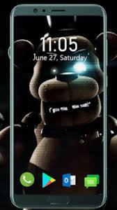 Freddys Wallpaper Lockscreen Für Android Download