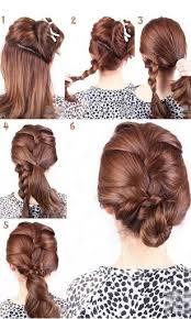 Módní Hair Design Desítky Návodů Na Parádní účesy Na Jednom Místě