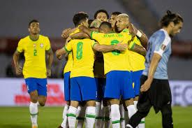 Brasil vence Uruguai em Montevidéu e mantém 100% de aproveitamento