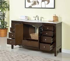 60 Inch Single Sink Vanity Cabinet 60 Inch Bathroom Vanity Single Sink
