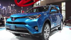 2016 Toyota RAV4 Hybrid joins refreshed lineup | Kelley Blue Book