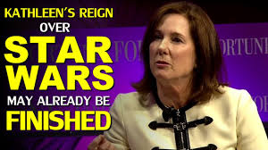 Kathleen Kennedy's <b>Star Wars</b> regime <b>may</b> be coming to an End ...