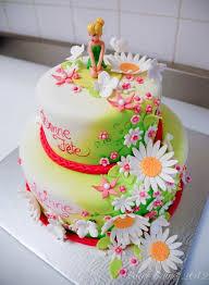 Tinkerbell Birthday Cake Cakes Tinkerbell Birthday Cakes