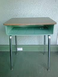 small vintage green desk google search
