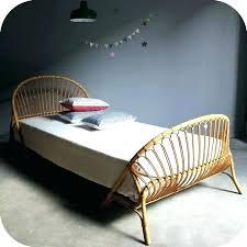 Wicker King Bed Rattan Bed Frame King Rattan Bed Headboard Best Cane ...