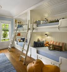 Built In Bunk Beds Tremendous Built In Bunk Beds Decorating Ideas