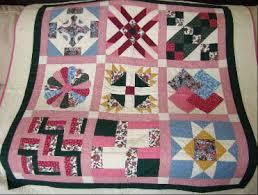 Learn How to Make a Sampler Quilt Wall Hanging - Matt and Shari & Year_Long_Sampler_Quilt_1 Adamdwight.com