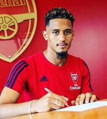 William saliba profile), team pages (e.g. William Saliba Biography Childhood Girlfriend Net Worth Parents