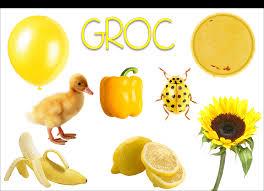 Resultado de imagen de imatges de color groc