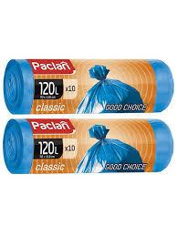 Мешки для <b>мусора</b> 120 л 110х70см <b>CLASSIC</b> 20 шт. (2уп x 10шт ...